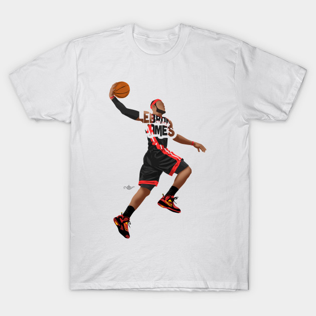 a765ae368 Lebron James Design King James with the words,