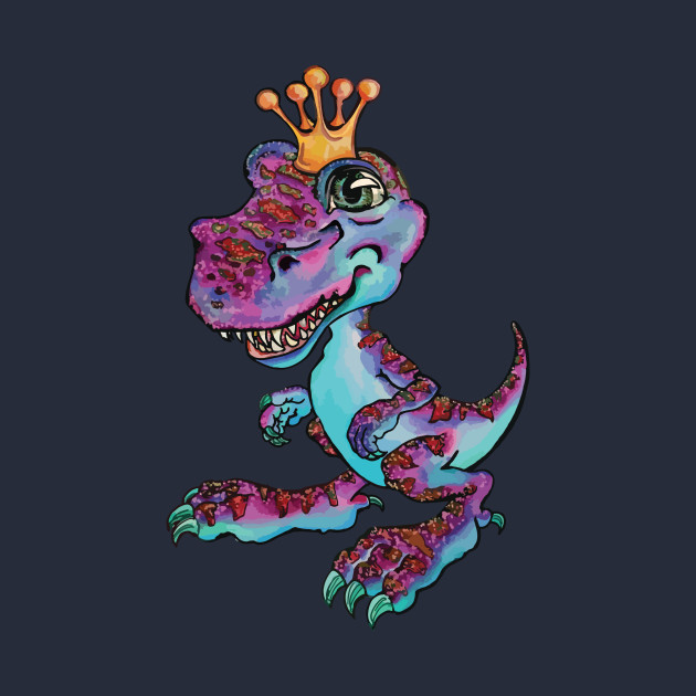 T-Rex: King of the Dinosaurs (Purple)