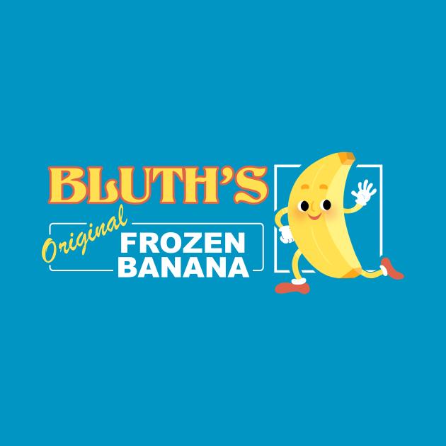 Bluth's Frozen Banana Stand Shirt
