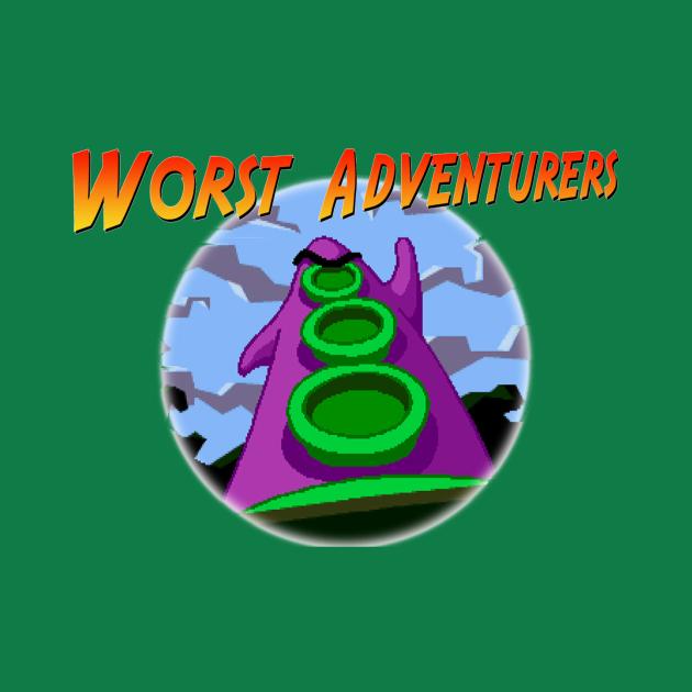 WORST ADVENTURERS Purple Tentacle