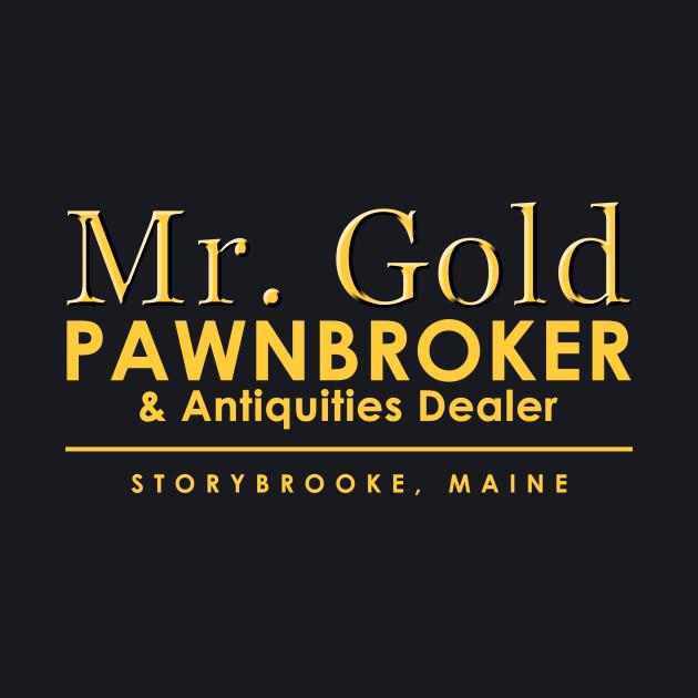Mr. Gold, Pawnbroker & Antiquities