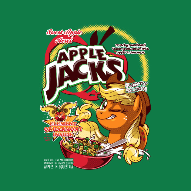 Apple Jacks - Honestly Delicious!