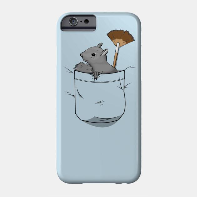 PeaPod The Pocket Squirrel