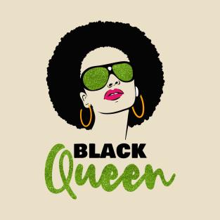 4c57da57f Black Queen - African American Women Birthday Gift Idea T-Shirt