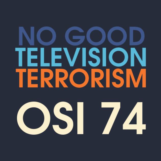 No Good Television Terrorism