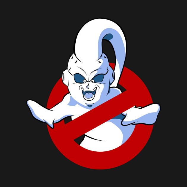 I ain't afraid of no kamikaze Buu ghost