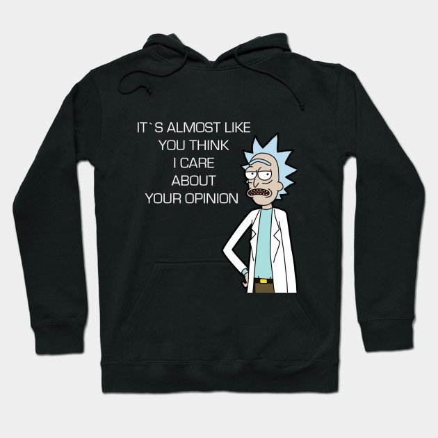 RICK WILL TELL YOU