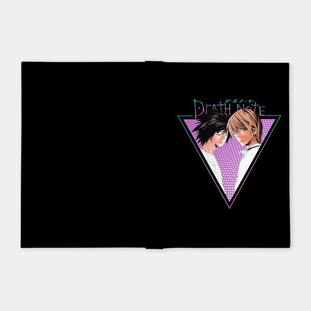 Light Yagami x L - Death Note