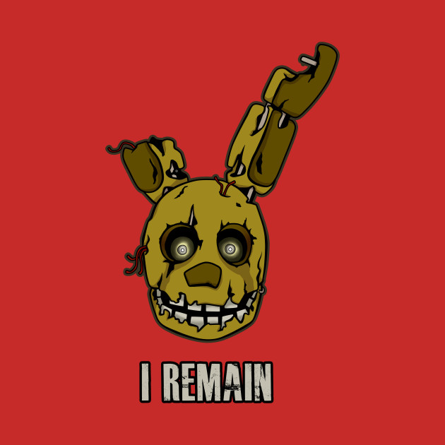 Five Nights at Freddy's - Springtrap - I Remain