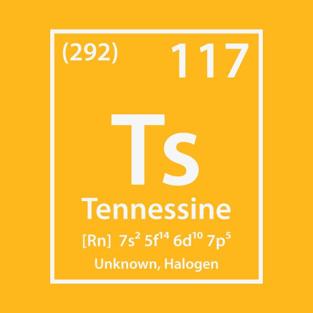 Tennessine Element
