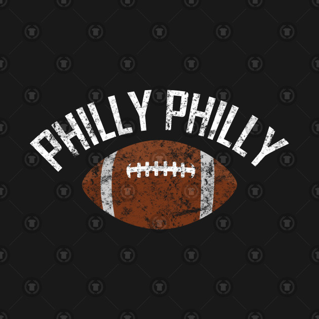 Philly Philly Distressed Design