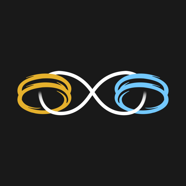 Portal To Infinity T-Shirt