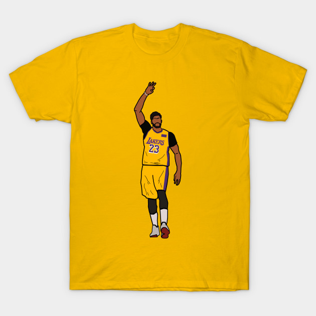timeless design 89d14 9c003 Anthony Davis - Los Angeles Lakers