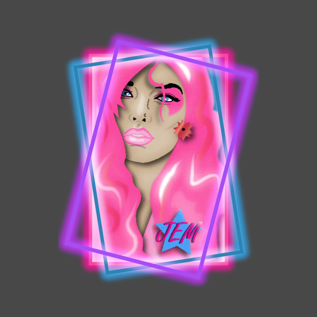 Jem Glam and Glow