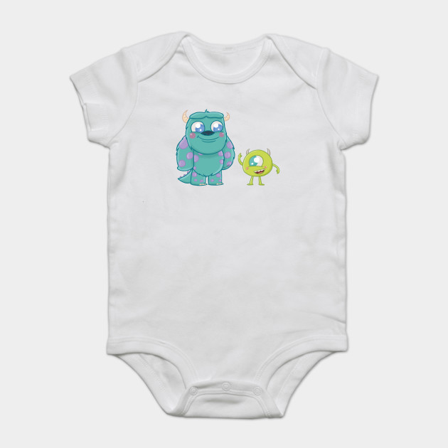 b1318a8d5 Friendly monsters - Monsters Inc - Bodie Para Bebés | TeePublic MX