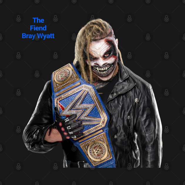 The Fiend Bray Wyatt - The Fiend Bray Wyatt - T-Shirt ...