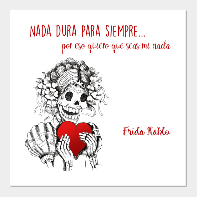 Frida Kahlo Love Quote In Spanish