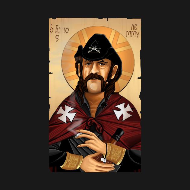 Lemmy, A Saint Of Metal