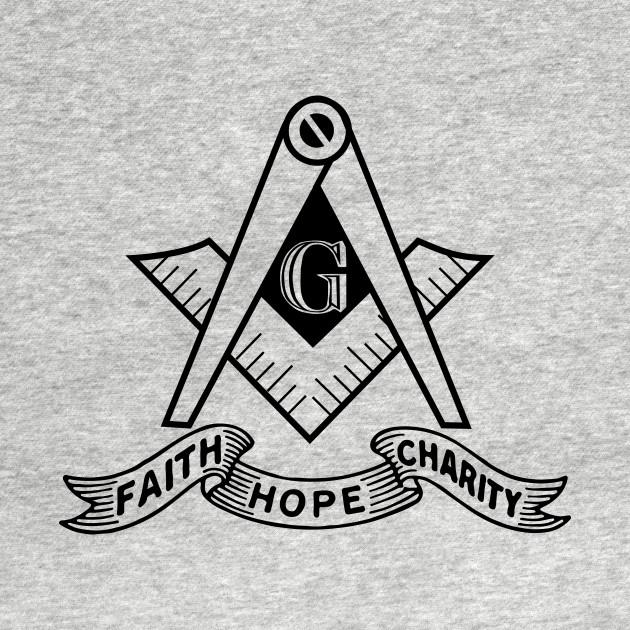 Freemasonry Symbol Freemasonry Symbol T Shirt Teepublic