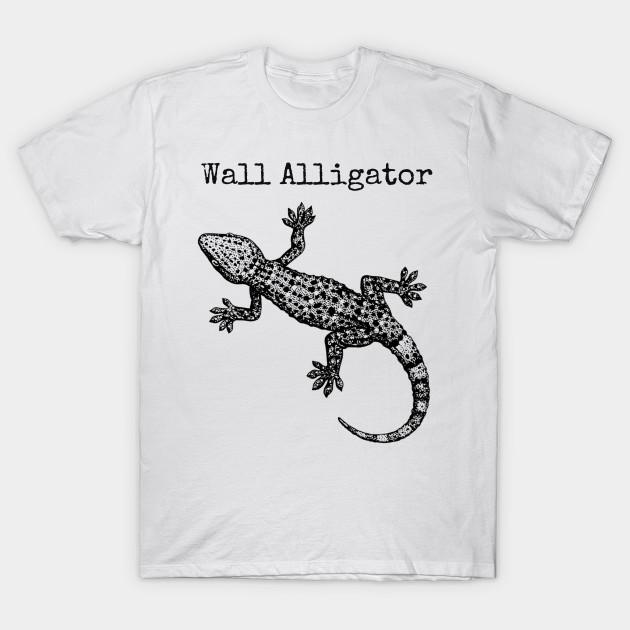 fc1404ef682 Funny Wall Crocodile Gecko Wrong Animal Name Stupid Joke