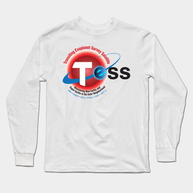 3100f4ff5 TESS Program Logo - Tess Program Logo - Long Sleeve T-Shirt | TeePublic