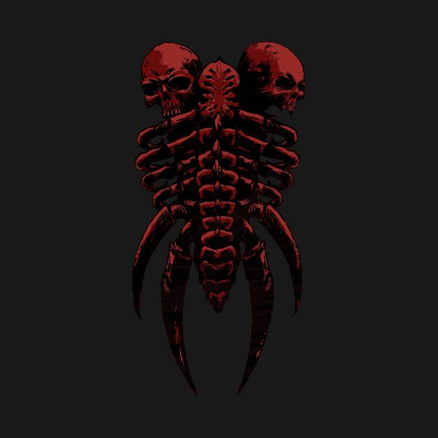 Blood Necromancer Shield