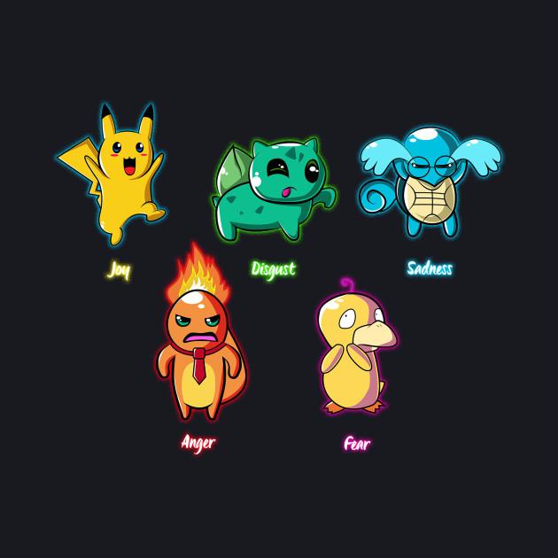 Pokemotions