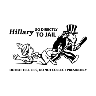 Hillary Clinton Go To Jail 2016
