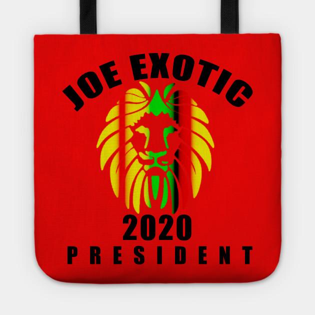 JOE EXOTIC FOR PRESIDENT 2020