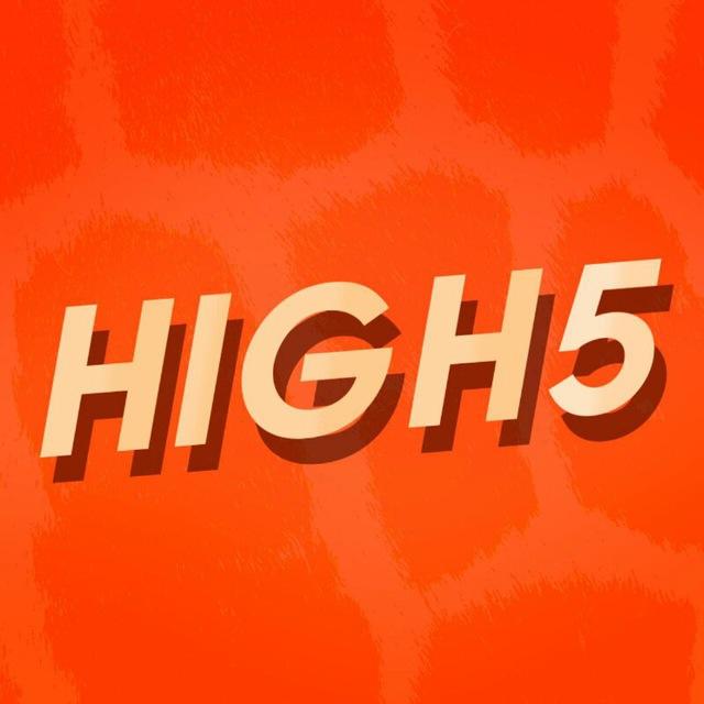 Телеграмм канал «HIGH5»