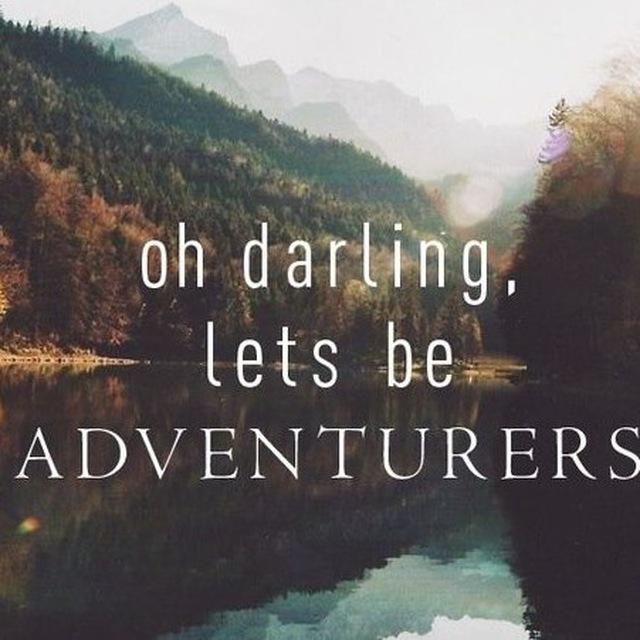 Телеграмм канал «Adventurer»