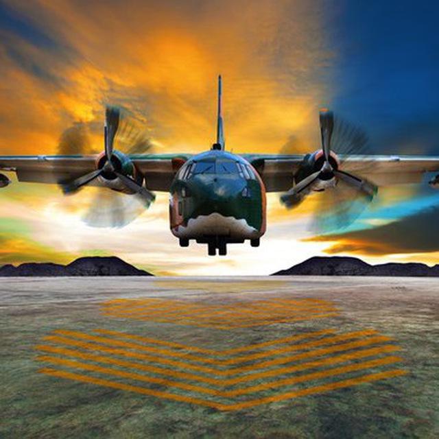 Телеграмм канал «Воздушный Транспорт/Air Transport»