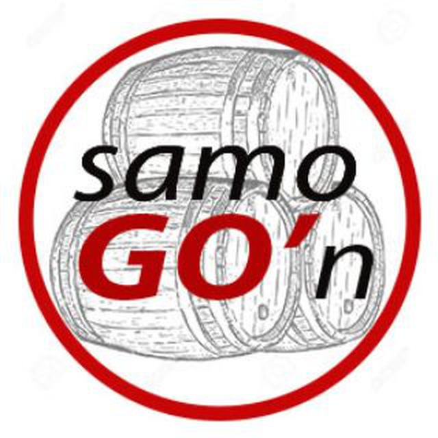 Телеграмм канал «samoGO'n»
