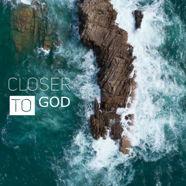Телеграмм канал «Closer To God»