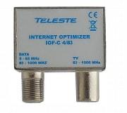 IOF-C 4/83 internet optimiser, data & TV