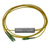 Splitter SM SC/APC 1X2 splitte forhold 10/90% ABS boks