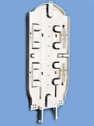 Skjøtebrett 24 skjøter for skjøteboks type A96 (241082)