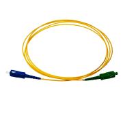 Fibersnor SC/APC-SC/UPC Simplex 1m G.657.A2/B2