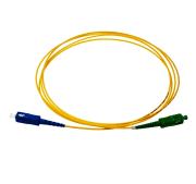 Fibersnor SC/APC-SC/UPC Simplex 3m G.657.A2/B2