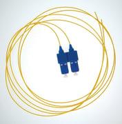 Utgår Pigtail SM SC/UPC duplex 1m.0,9mm