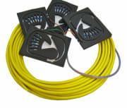 Konnektert kabel SM, 48 fiber, G-652D LC/UPC-konn. 30m
