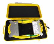 Målefiber 1000m SC/APC - SC/APC konnektorer
