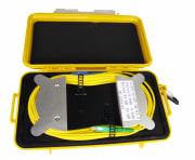 Målefiber 1000m SC/UPC- SC/APC konnektorer