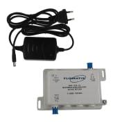 Home Amplifier, 5-65/85-1000MHz.passiv m/power