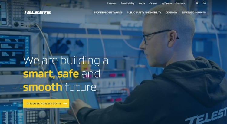 www.teleste.com