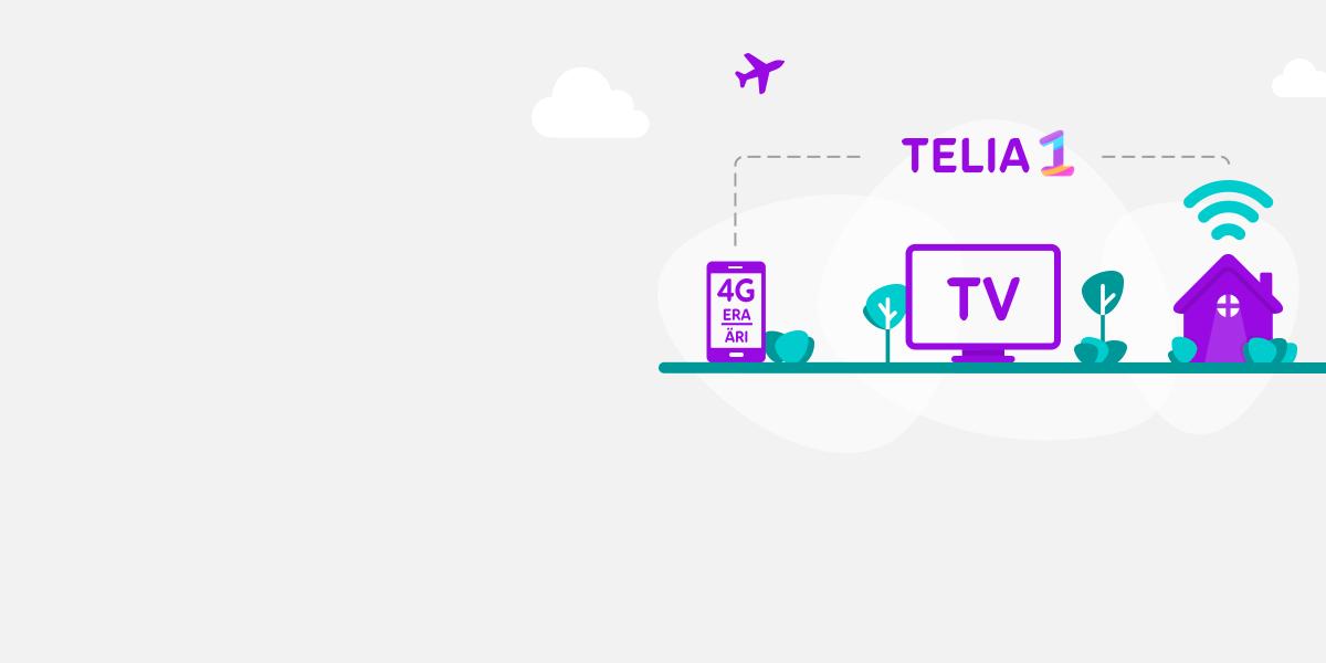 telia driftinformation företag