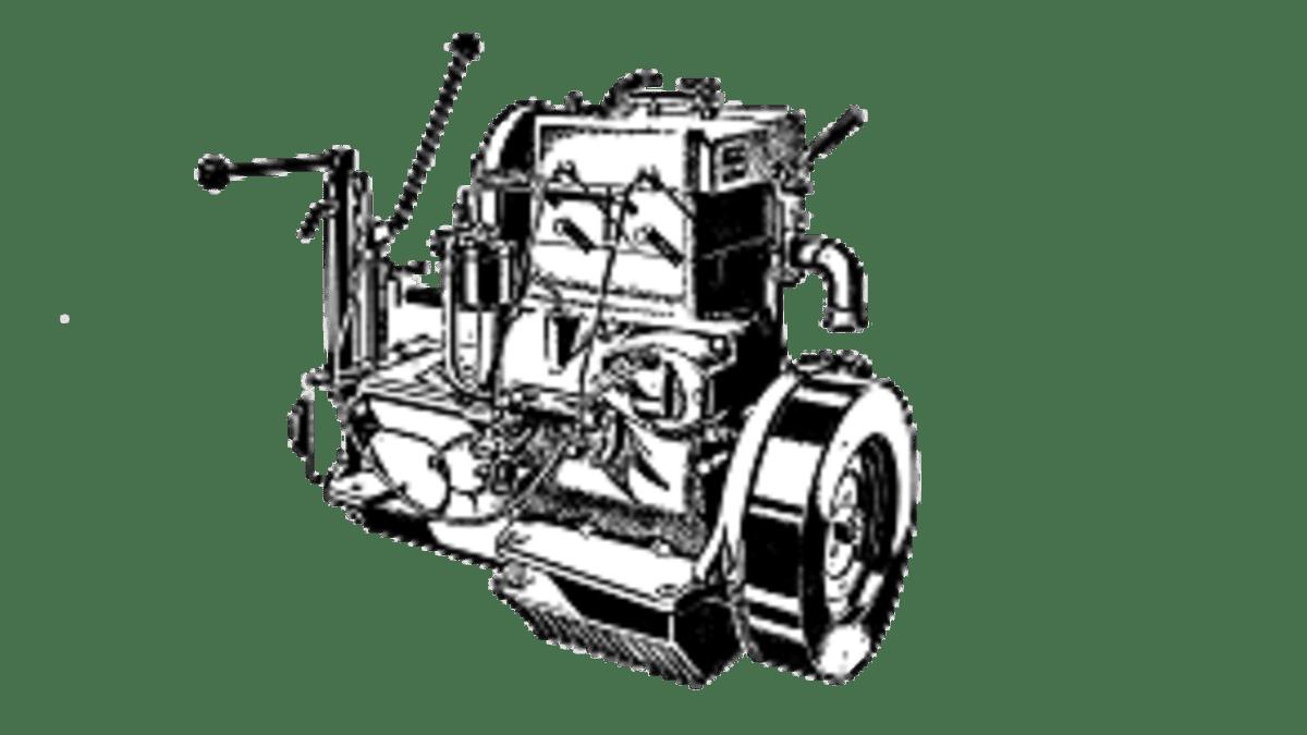 Impellere til diverse motorer/generatorer