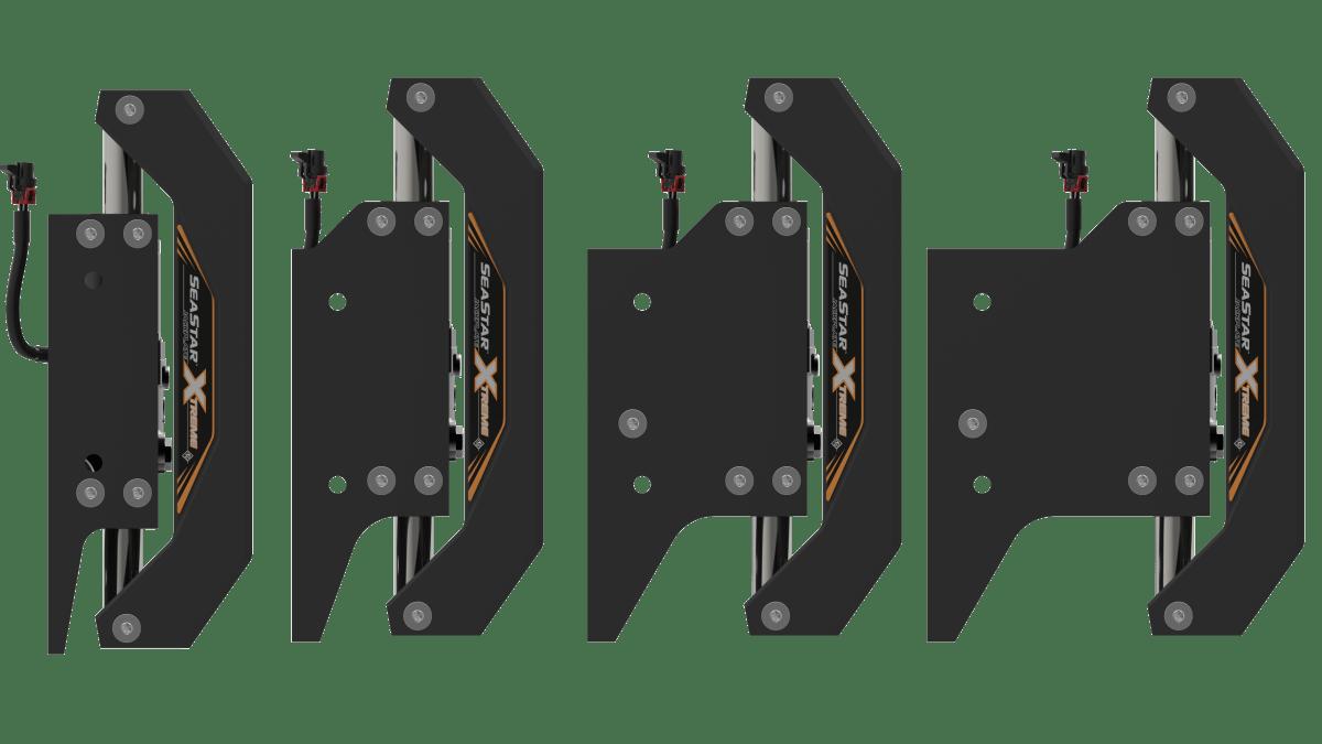 Hydrauliske motorheiser