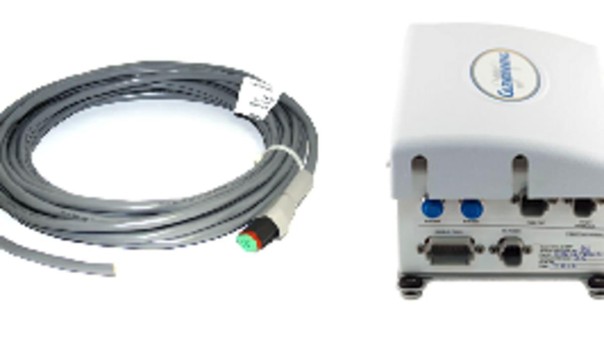 Tilbehør til elektronisk gir/gass