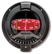 Skottmontert svart kompass, BN202